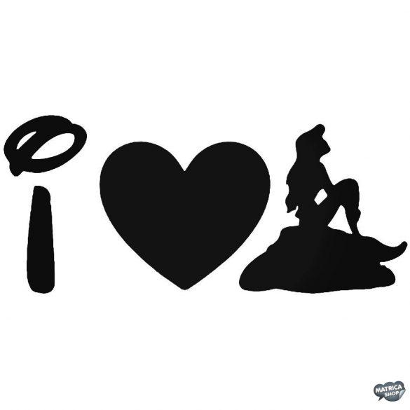 I Love Ariel Autómatrica