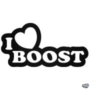 I Love Boost - Autómatrica