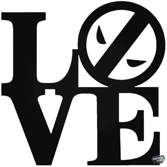 Love Deadpool Autómatrica
