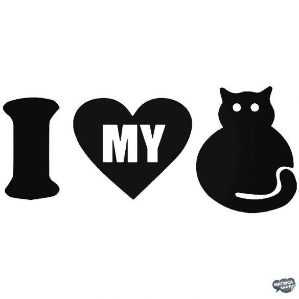 I Love My Cat - Autómatrica