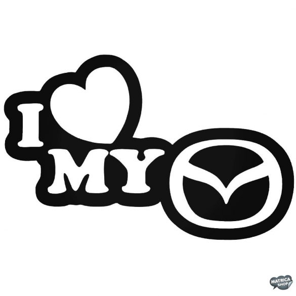 I Love My Mazda matrica