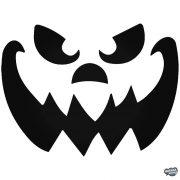 Jack O Lantern Halloween matrica