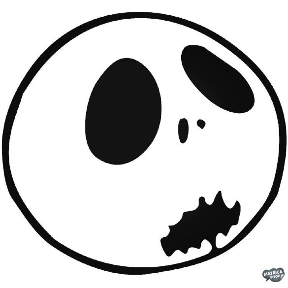 "Halloween arc ""3"" matrica"
