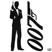 "James Bond 007 ""1"" Autómatrica"