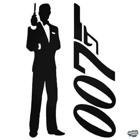 "James Bond 007 ""1"" Autómatrica"