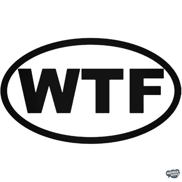 WTF felirat - Autómatrica