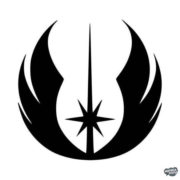 Jedi logó Star Wars Autómatrica