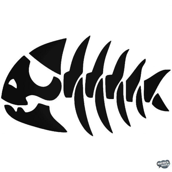 Kalóz hal csont Autómatrica