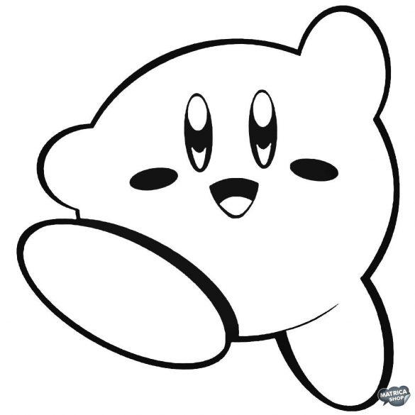 "Kirby ""3"" matrica"