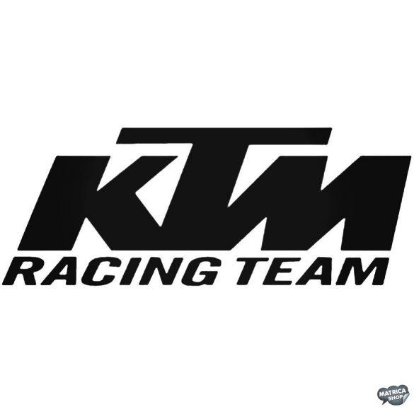 KTM Racing Team matrica