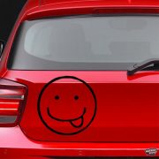 Kívánós Smiley Autómatrica