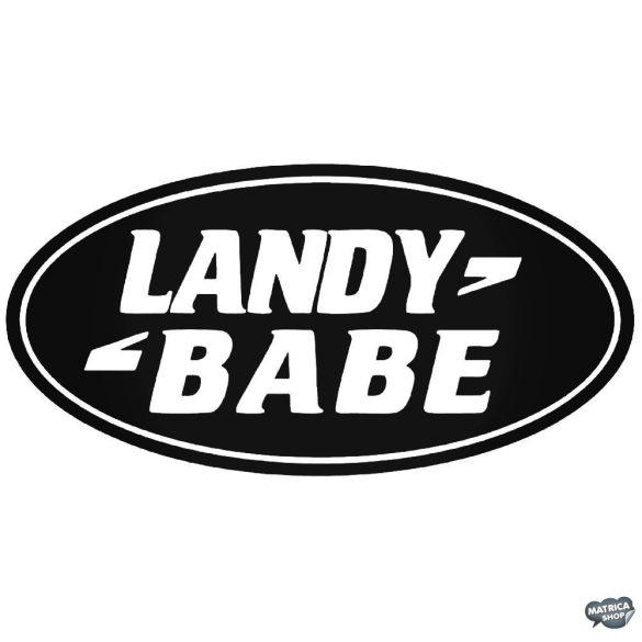 Land Rover Landy Babe - Autómatrica