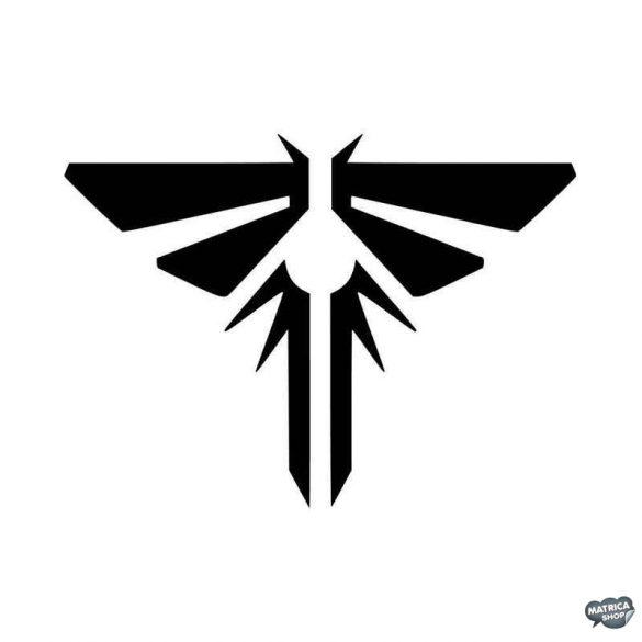 Last of US Firefly matrica