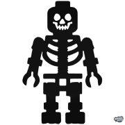 LEGO csontváz Autómatrica
