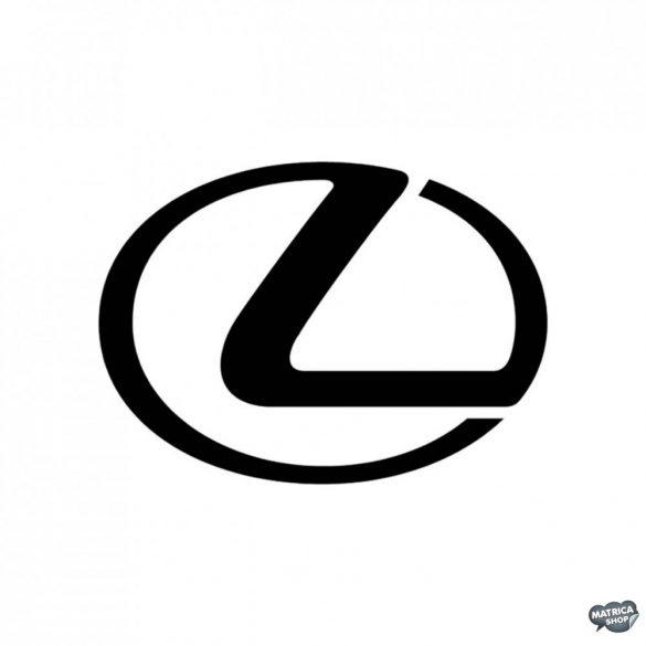 Lexus logó matrica