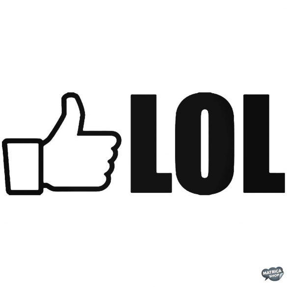 "LOL Like ""1"" - Autómatrica"
