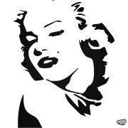 """Marilyn Monroe """"1"""" Autómatrica"""