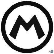 Super Mario M matrica