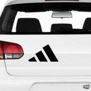 Adidas logó Autómatrica