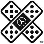 Mercedes matrica Dominó