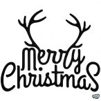 Merry Christmas agancs matrica