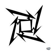 Metallica csillag Autómatrica