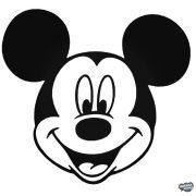 Mickey egér pofa Autómatrica