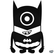 Minion Batman - Autómatrica