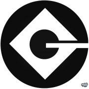 "Minion Gru logó ""1"" - Autómatrica"