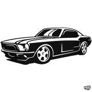 Ford Mustang matrica 1