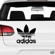 Mosódott Adidas jel Autómatrica