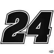 NASCAR 24 felirat - Autómatrica