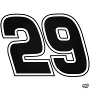 NASCAR 29 felirat - Autómatrica