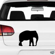 Elefánt matrica