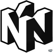 Nintendo N logó matrica