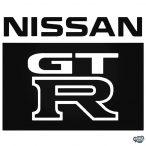Nissan GTR matrica