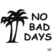 No Bad Days pálmafa - Autómatrica