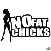 "No FAT Chicks ""2"" - Autómatrica"
