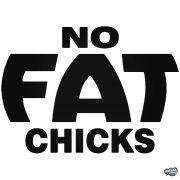"""No FAT Chicks """"3"""" - Autómatrica"""