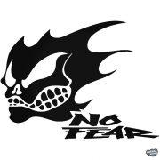 No Fear felirat - Autómatrica