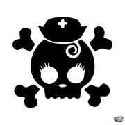 Nővér koponya Autómatrica