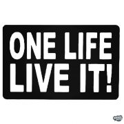 One Life Live It! - Autómatrica