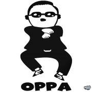Oppa Gangnam Style Autómatrica