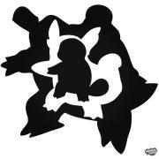 Blastoise evolúció Autómatrica
