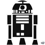 """R2-D2 robot """"1"""" Autómatrica"""