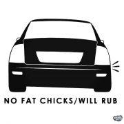 Lada matrica No FAT Chicks