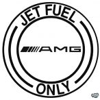 Mercedes AMG matrica Jet Fuel Only