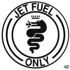 Alfa Romeo matrica Jet Fuel Only