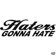 Haters Gonna Hate felirat - Autómatrica