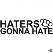 Haters Gonna Hate Boxer - Autómatrica